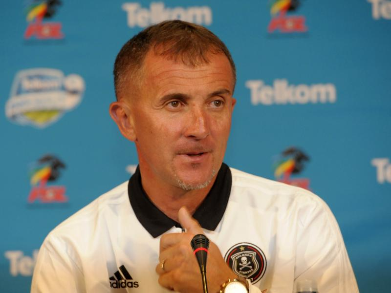 Pirates' Micho reacts to leaky defense ahead of FC Platinum clash