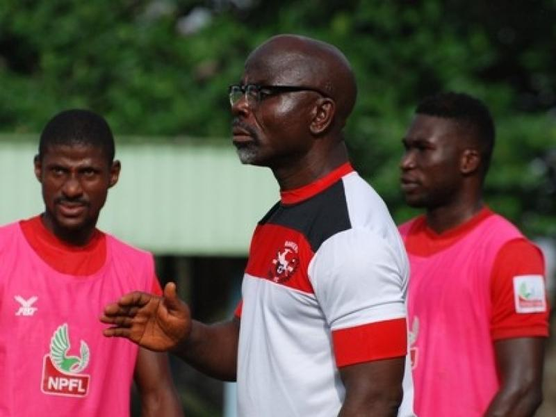CAF CC: Enugu Rangers coach hopeful after 2-1 loss to AS Pelican