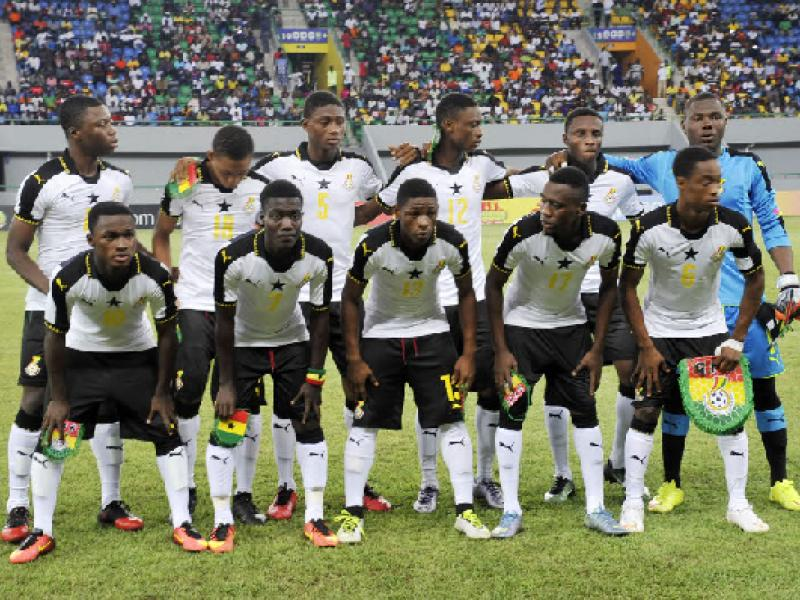 U23 AFCON: Ghana coach talks tough after draw
