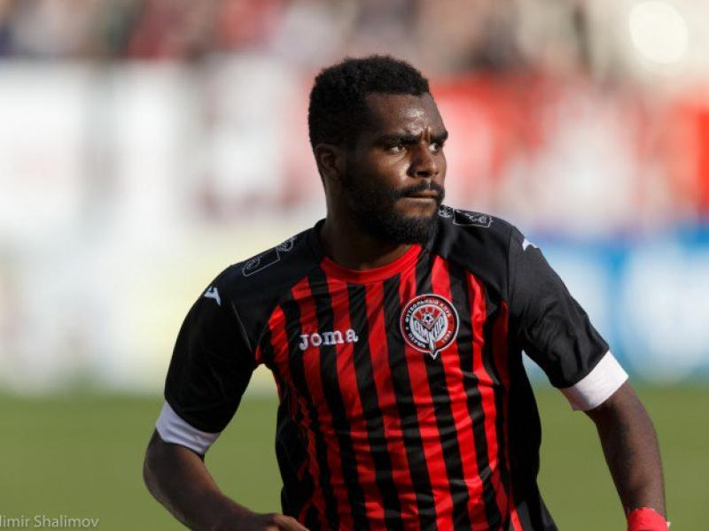 Idowu aims to be fit for upcoming Super Eagles fixtures