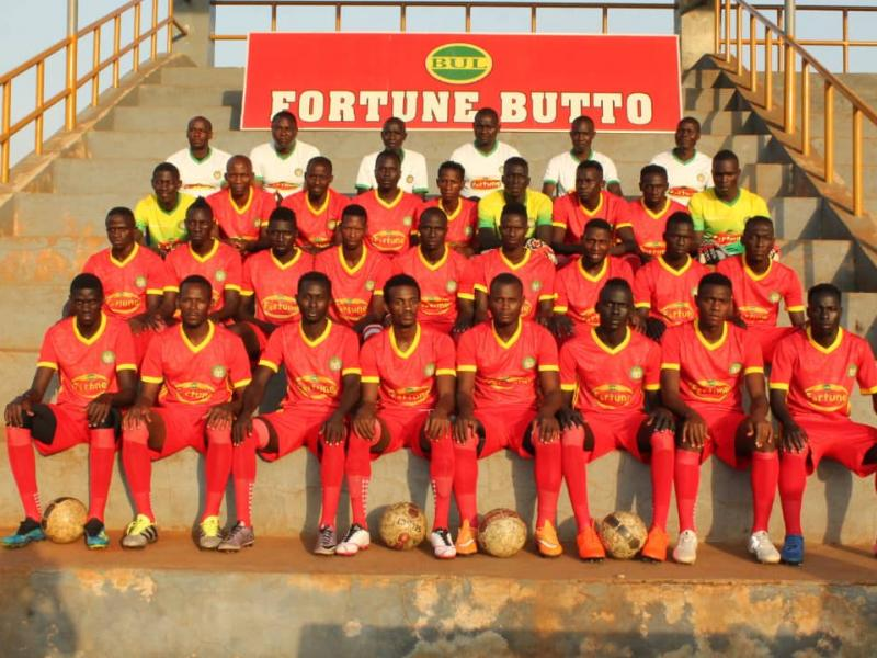 PHOTOS: BUL unveil new kit ahead of second round