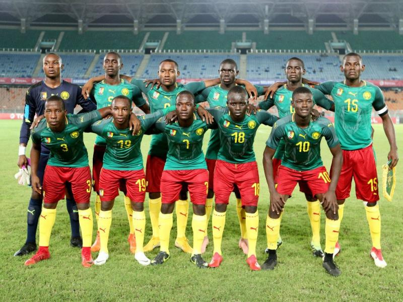 Cameroon win U17 Africa Cup of Nations title