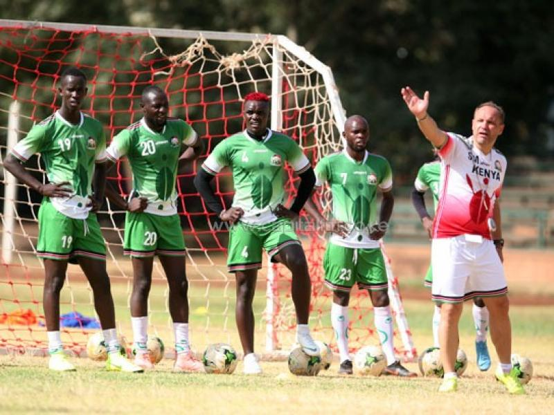 Harambee Stars set for final friendly ahead AFCON tourney
