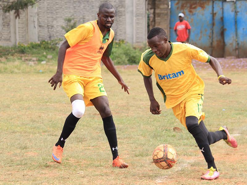 Nyakeya thanks Mathare United after moving to Egypt