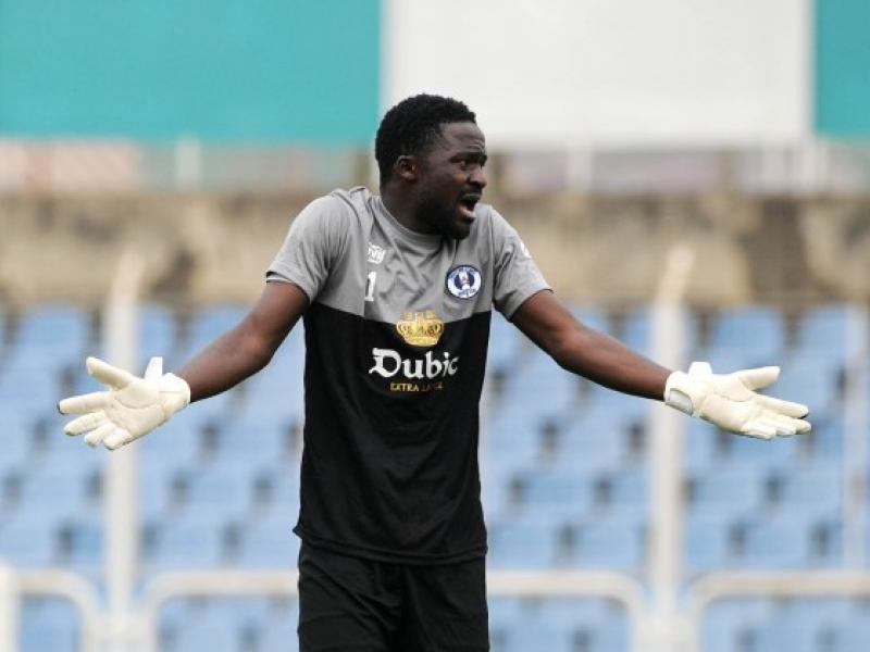 🇳🇬 Plateau United keeper reacts to playing few games this season