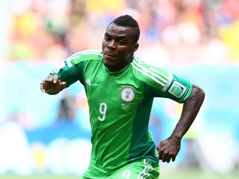 🇳🇬✈️ Nigeria's Emenike joins 10th career club in eighth country