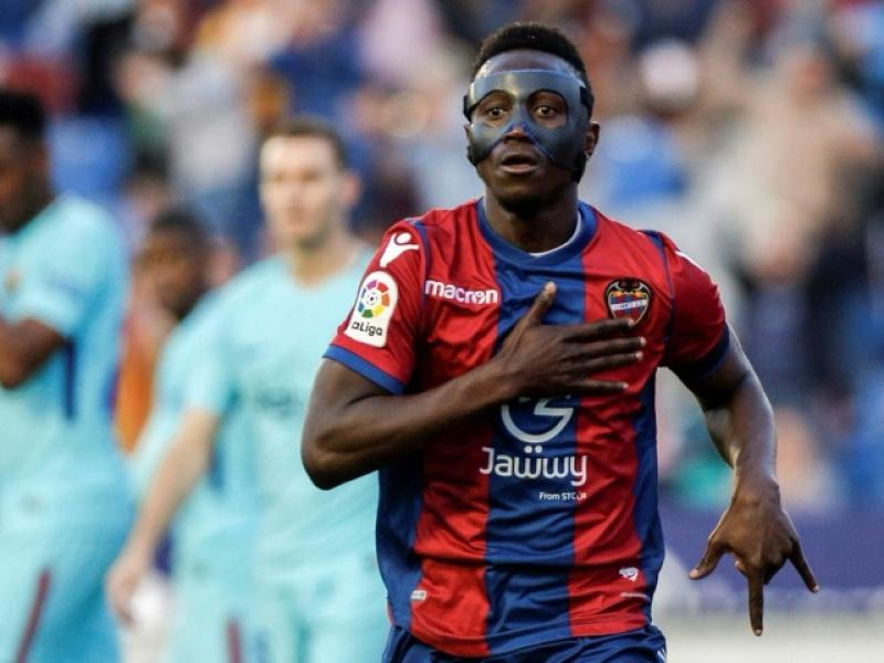 Emmanuel Boateng on the Ghanaian star who advised him on his move to China