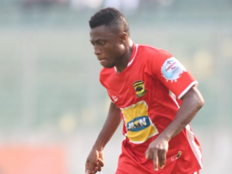 Gyamfi insists he will stay at Kotoko despite Zesco interest