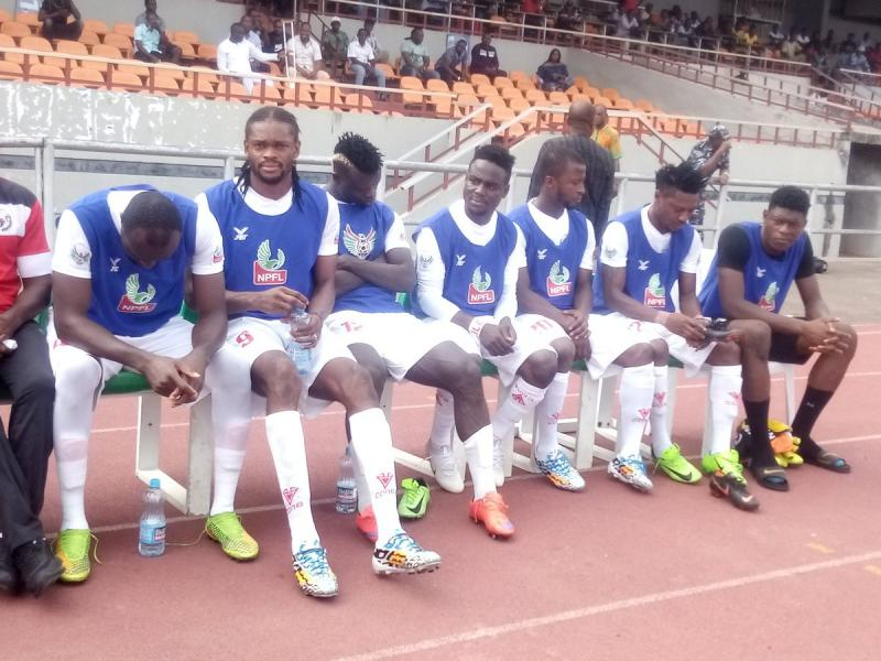 Nigeria PFL: Seven goals in two games on Wednesday