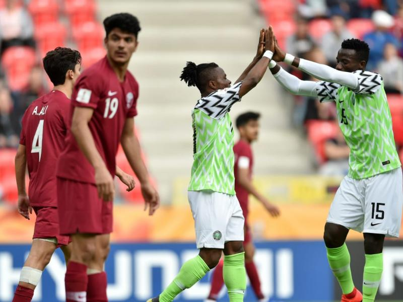 All Africa Games: Flying Eagles begin campaign
