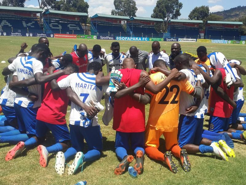 Rwandese midfielder among seven players unveiled at AFC Leopards