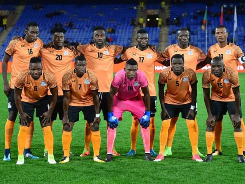 Chipolopolo to face Morocco, Cameroon and Gambia in friendly matches