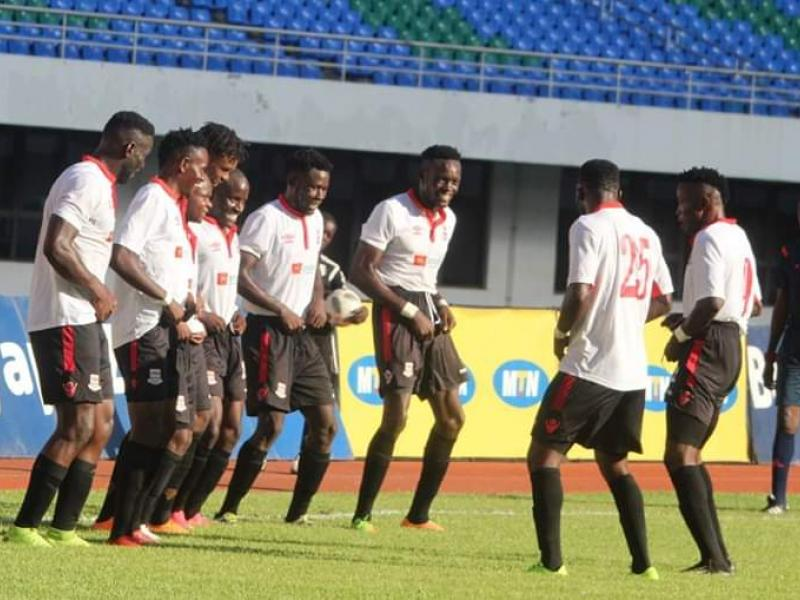 CAF CC: Zanaco squad to face Bolton revealed