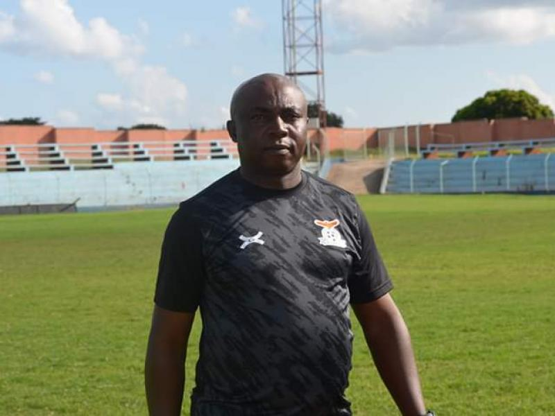 Chiyangi happy with players work rate in training
