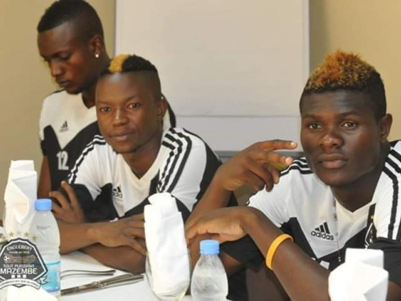 Four Zambians named in TP Mazembe squad to face VITA