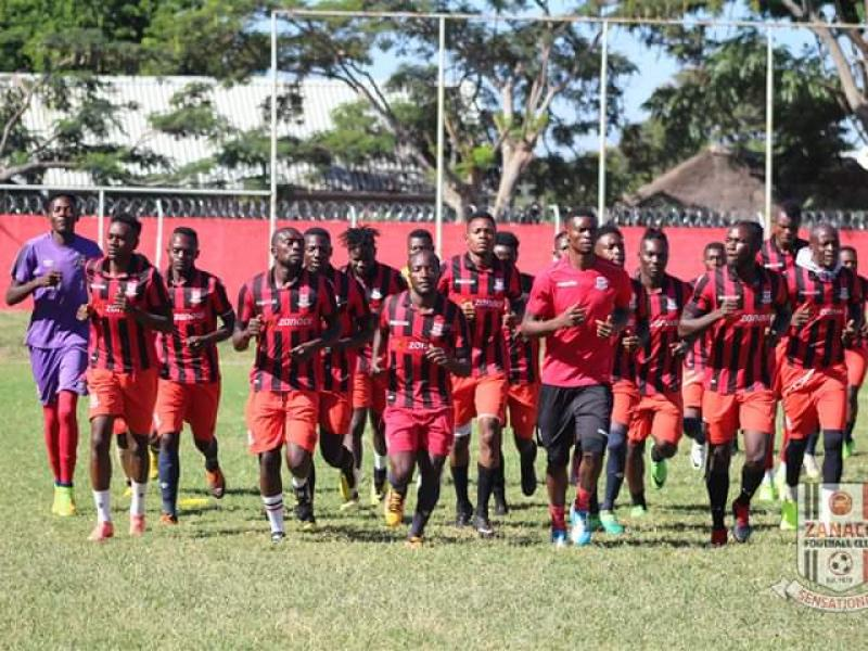 Zanaco to reinforce ahead of CAF Confederation Cup campaign