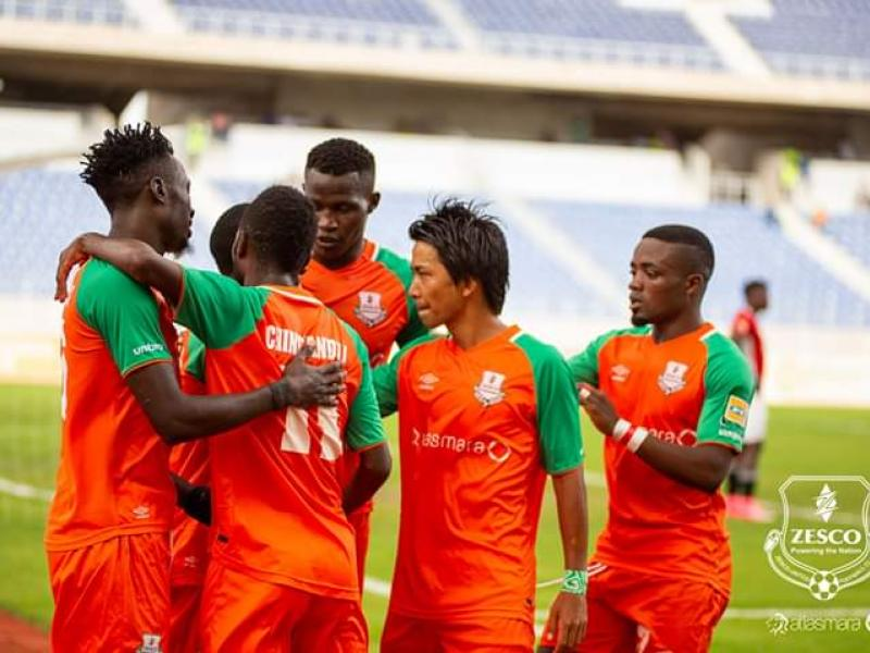 Zesco United land in Eswatini ready for battle