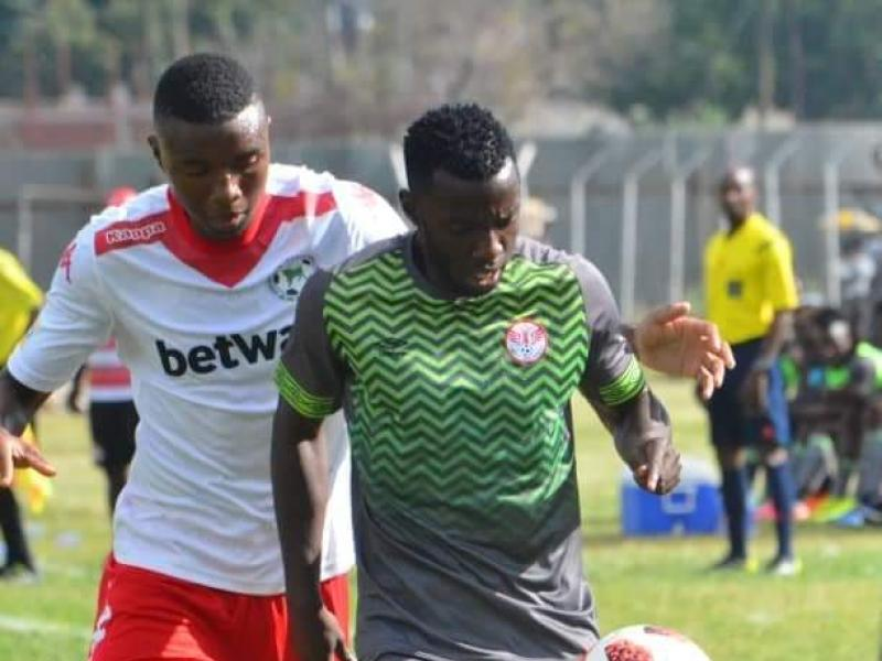 Two ZSL stars make Brave Warriors final AFCON squad