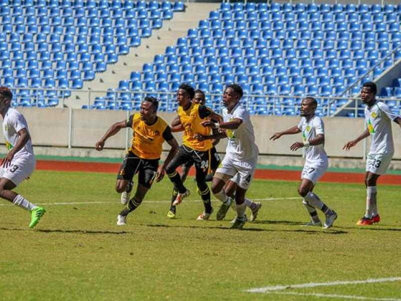 Forest Rangers date Buildcon in Copperbelt Expo games final