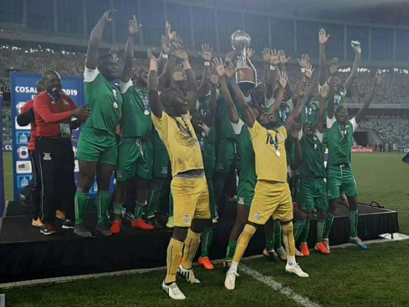 COSAFA Cup: Kaseba taps Zambia to fifth COSAFA title