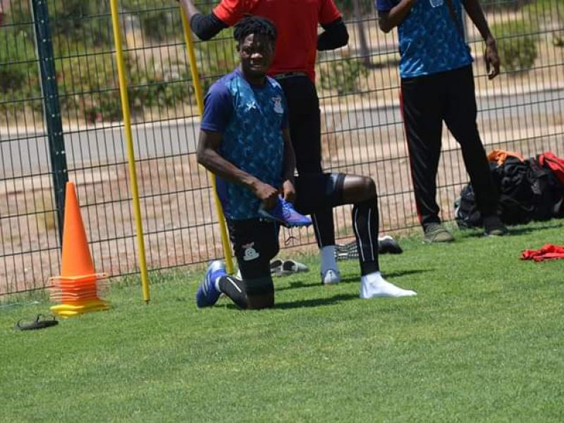 We are working on scoring goals - Salulani