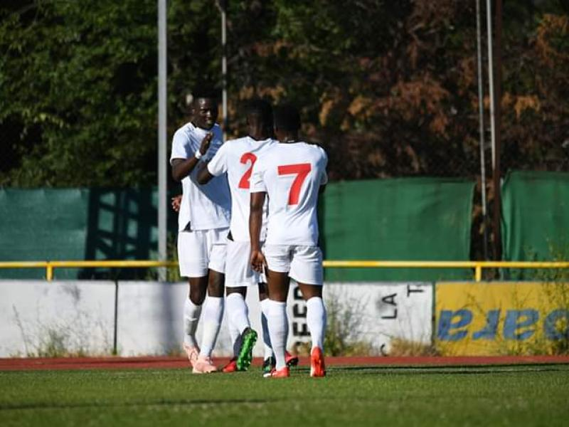 Masuaku cancels Olunga's goal as Harambee Stars share spoils with DR Congo