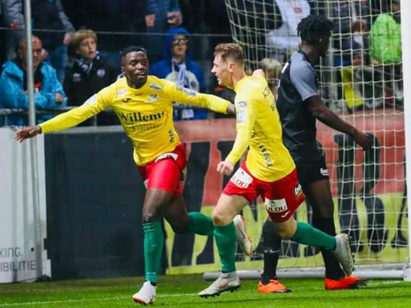 Fashion scores in KV Oostende win
