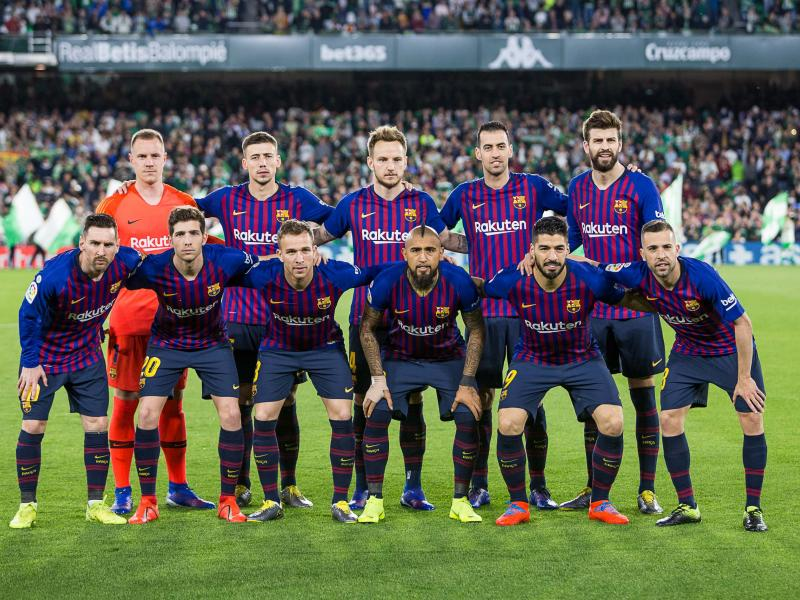 cheap for discount c2108 0cda8 Barca's new away kit for next season leaks online