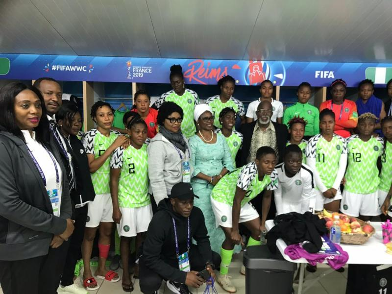 FIFA WWC: Super Falcons good enough to shock Germany - Former coach