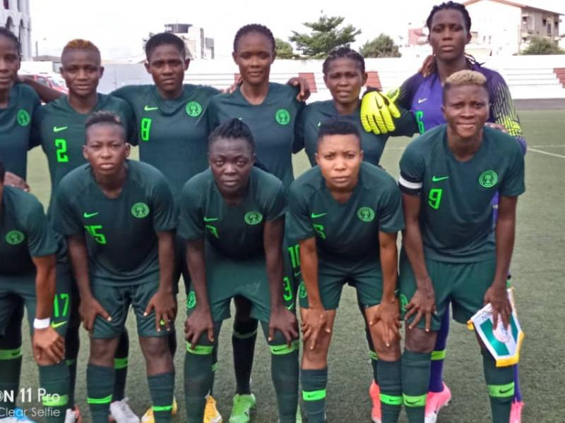 2020 Olympics: Super Falcons fly to Algeria on Saturday for qualifiers