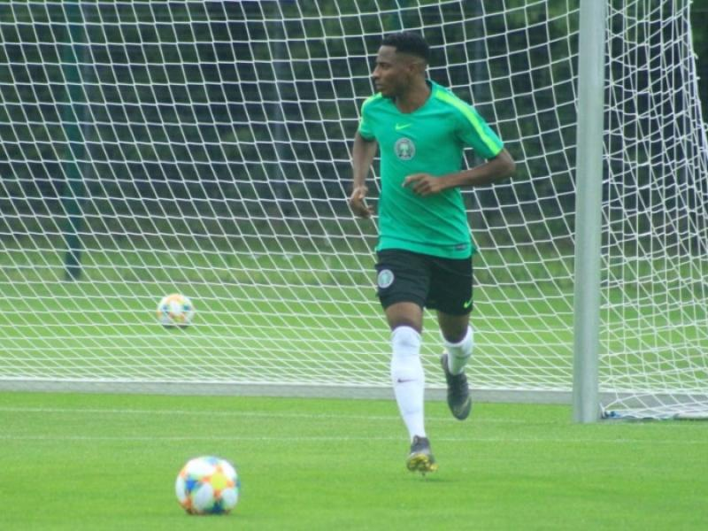 FIFA U20 W/Cup: Flying Eagles' Makanjuola vows to score against Qatar to mark birthday