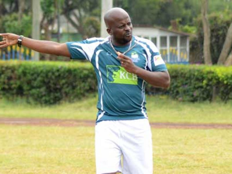 AFC Leopards win best response after Shield exit, says KCB coach