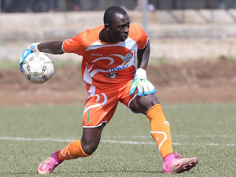 Change of keeper as Gor Mahia name team to face USM Algers