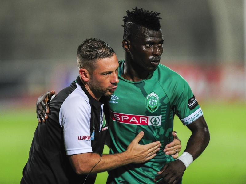 Espanyol express interest in signing Ghanaian AmaZulu midfielder