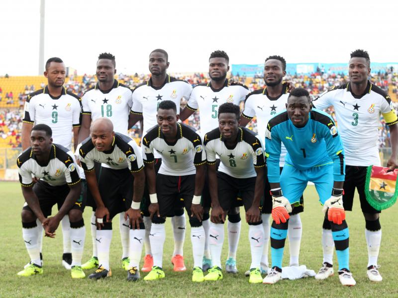 Ghana's 'leaked' 2019 African Cup of Nations provisional squad