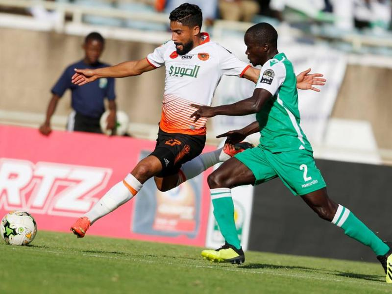 Gor Mahia opponents to face off in CAF Confed Final