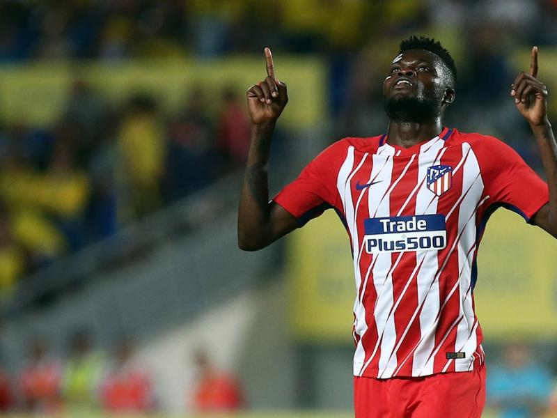 Simeone says Ghana's Partey could've played for Man City or Man United
