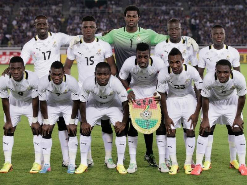 Ghana are not seeded in 2019 AFCON draw