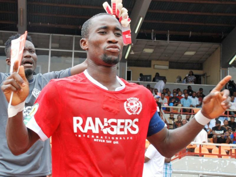 NPFL: Rangers striker asks fans to keep believing