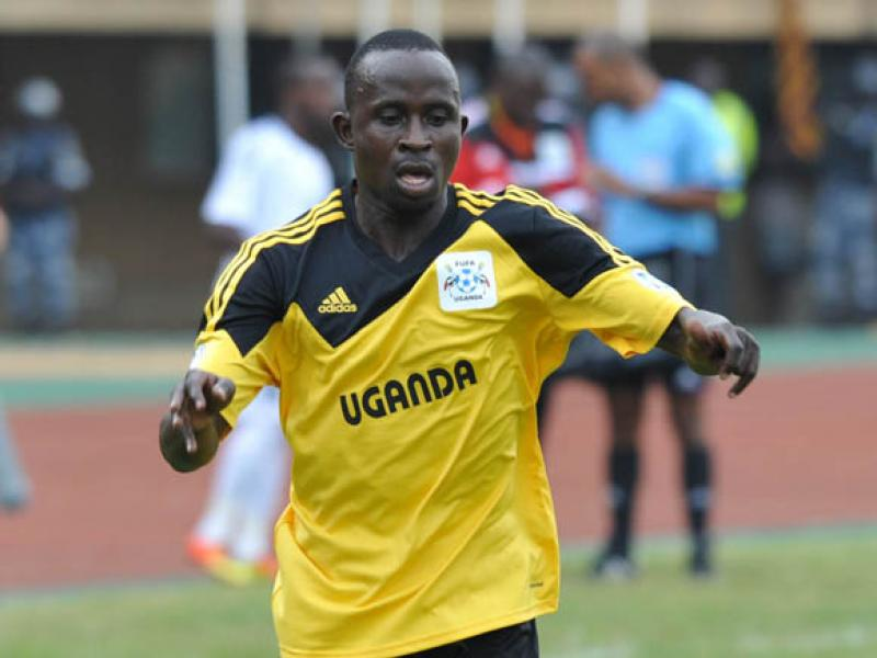 Kiiza ready to hit the ground running with Vipers SC