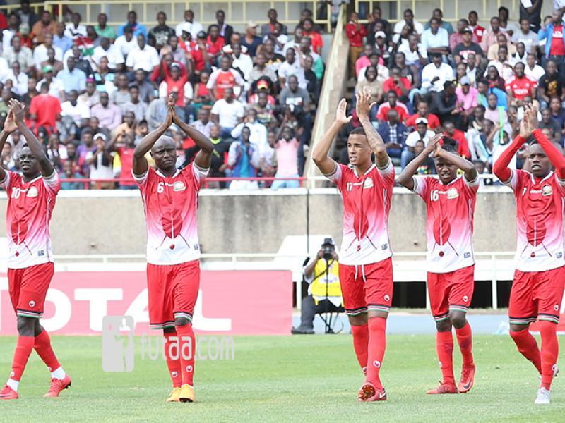 Nothing separates Kenya from Algeria in head to head record
