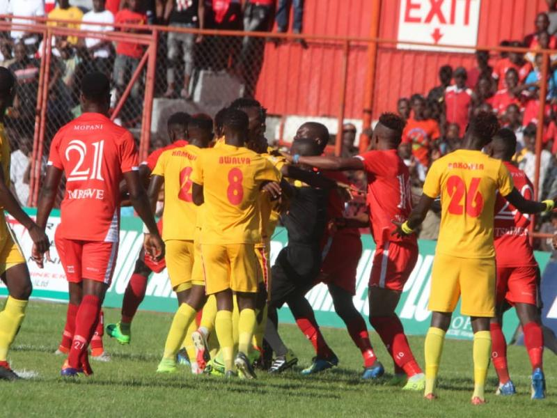 🇿🇲 Power thrash Nkana in Kitwe derby