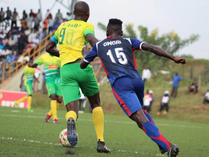 Only two live as UPL enter last games before international break