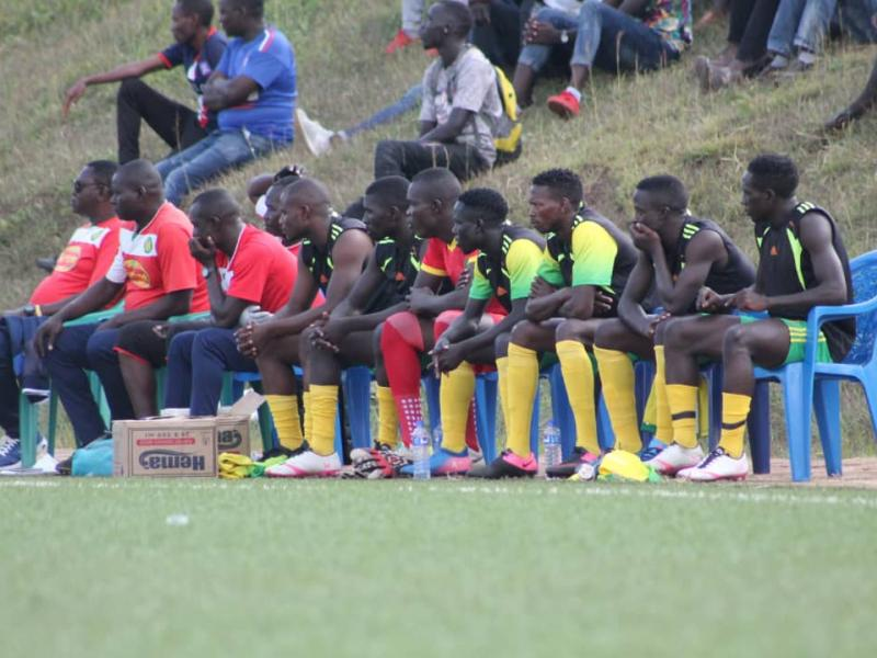 BUL coach lauds substitutes after draw with SC Villa