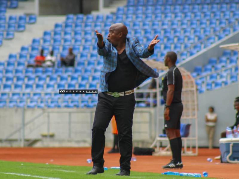 Mutapa reveals game plan used to beat Power dynamos