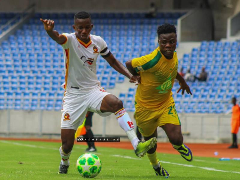 Kaindu: We were completely flat in the first half