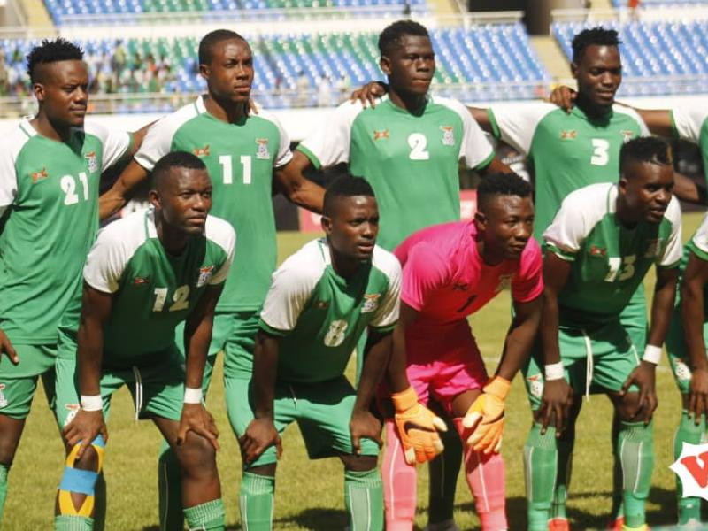 AFCON U23 Qualifiers: Chambeshi makes four changes to his starting line up