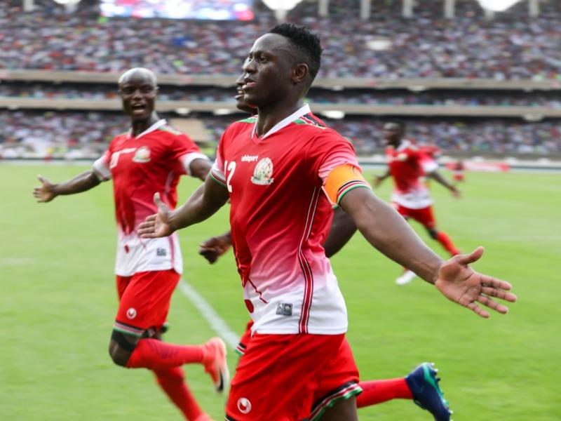 Victor Wanyama: We will make it very difficult for Algeria