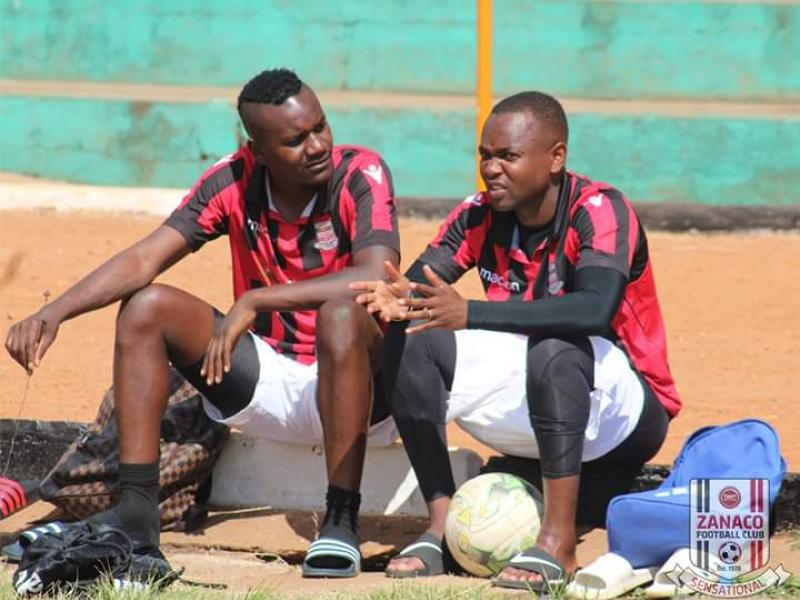 Rusike and Situmbeko sit out of Friday morning training session