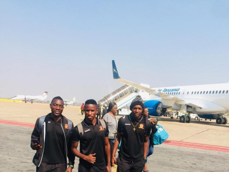 Power dynamos back from Tanzania date Arrows in a friendly match